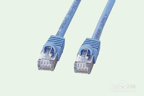 电脑网线水晶头接法图解
